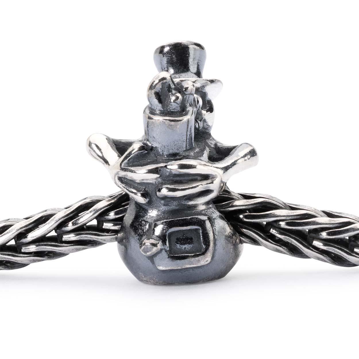 TAGBE-30124 Snowman Frost & Lady Thaw chain